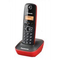 PANASONIC BEŽIČNI TELEFON KX-TG1611 FXR crveni